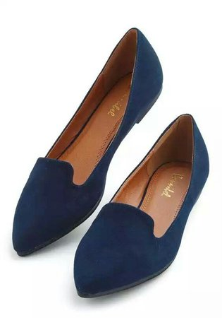 Blue Ballerina's