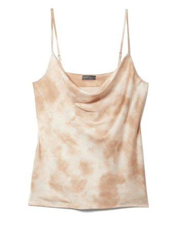 Vince Camuto Hammered Satin Camisole | Designer Shoes, Handbags, Clothing & Perfume - Vince Camuto