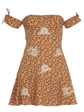 Chiara Ferragni Bustier Dress