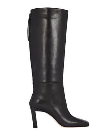 Wandler Isa Knee-High Leather Boots   INTERMIX®