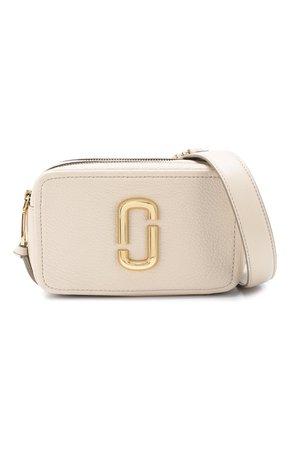 Женская кремовая сумка the softshot 21 MARC JACOBS (THE) — купить за 37700 руб. в интернет-магазине ЦУМ, арт. M0014591