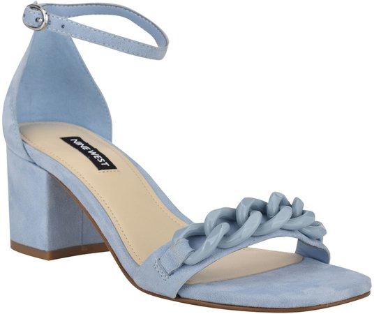Kimba Ankle Strap Sandal
