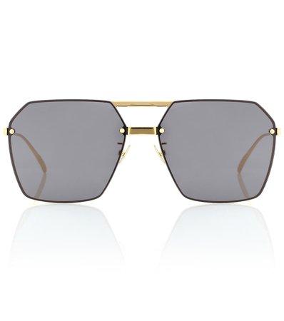 Square Sunglasses   Bottega Veneta - Mytheresa