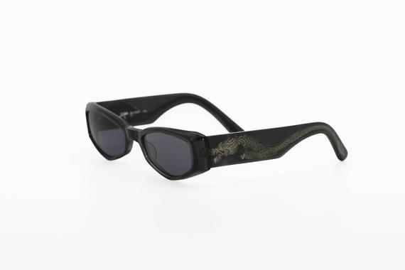 Jean Paul Gaultier sunglasses dragon   Etsy