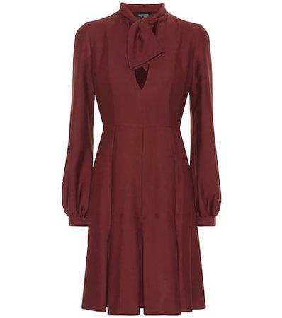 Long sleeved minidress