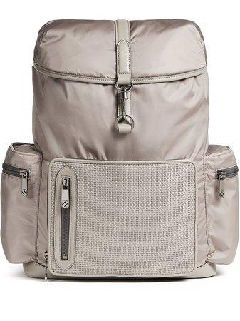 Ermenegildo Zegna multi-pocket backpack - FARFETCH