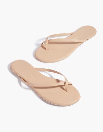TKEES Riley Leather Sandals