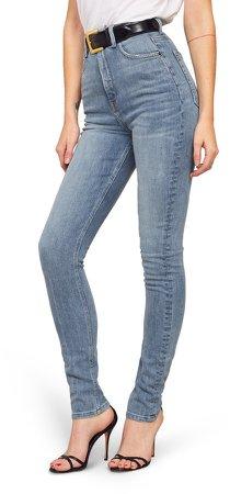 Ultra High Skinny Jeans