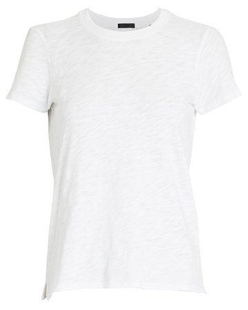 ATM Anthony Thomas Melillo Slub Jersey Schoolboy T-Shirt | INTERMIX®