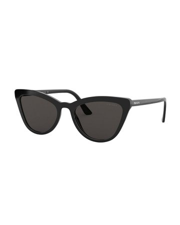 Prada Acetate Cat-Eye Sunglasses | Neiman Marcus
