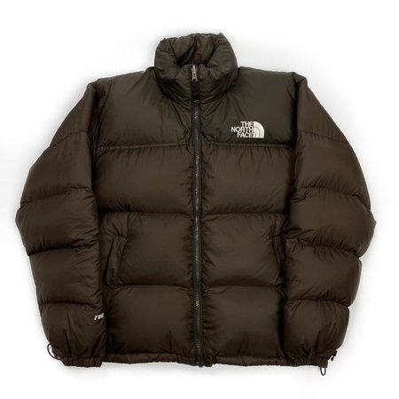 north face brown puffer - Google Search