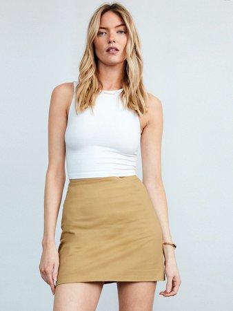 Billie the Label Eva Mini Skirt | Verishop