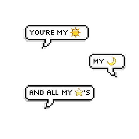 tumblr png stars cute realitionships sun moon sticker...
