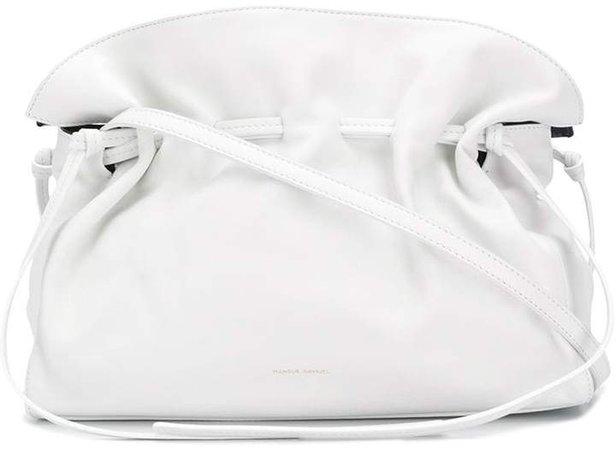 drawstring cross body bag