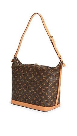 What Goes Around Comes Around Louis Vuitton Monogram Amfar Bag | SHOPBOP