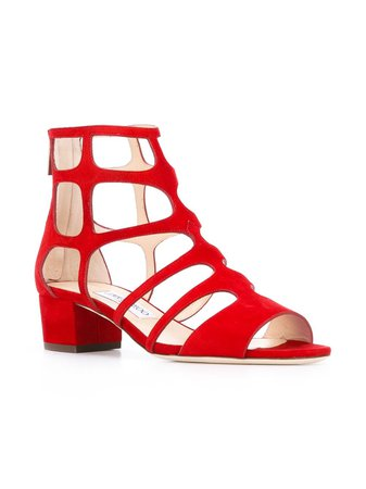 Jimmy Choo Ren 35 Sandals | Farfetch.com
