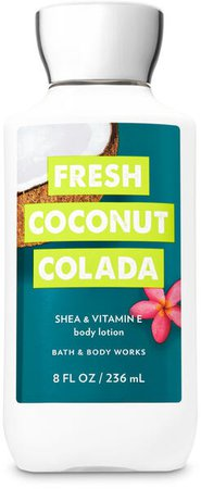 Fresh Coconut Colada Lotion | Bath & Body Works