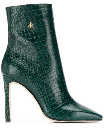 Jimmy Choo Minori 100 Boots | Farfetch.com
