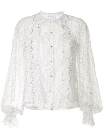 Shop white Alice McCall I Found You top with Express Delivery - Farfetch