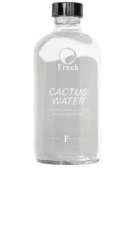 Freck Cactus Water Cleansing Lactic Acid Toner in   REVOLVE