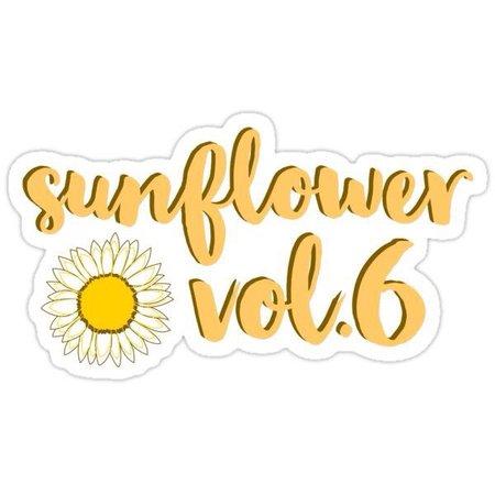 sunflower vol. 6