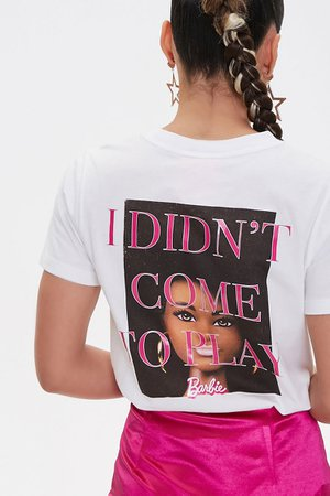 Barbie™ Graphic Tee   Forever 21