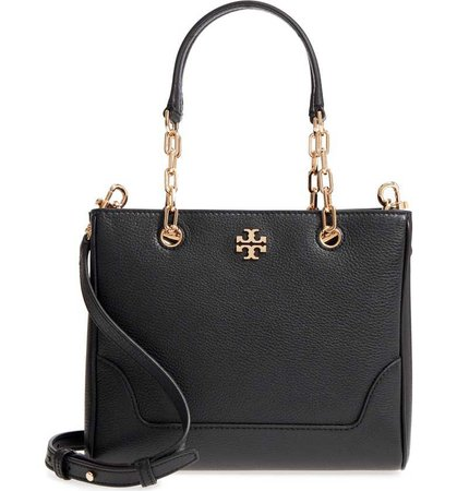Tory Burch Small Marsden Leather Tote   Nordstrom