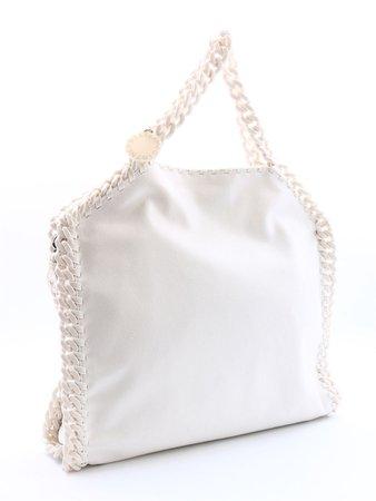 Stella McCartney Falabella Mini Bag White