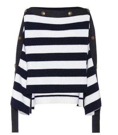 Monse, Striped wool sweater