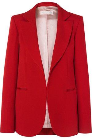 Victoria Beckham   Wool blazer   NET-A-PORTER.COM