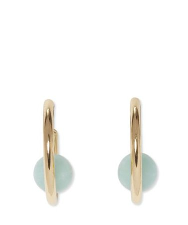 Sole Society Midi Ball Hoops | Sole Society Shoes, Bags and Accessories gold
