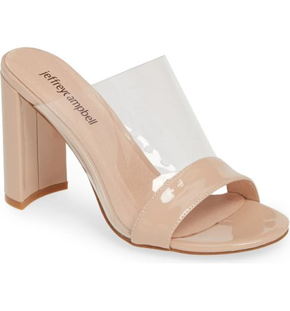 Jeffrey Campbell Keira Slide Sandal (Women) | Nordstrom