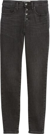 The Authentic Stretch High Rise Skinny Jeans