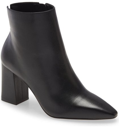 Vince Camuto Cammen Pointed Toe Bootie (Women) | Nordstrom