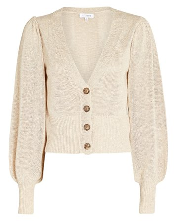 INTERMIX Private Label Molly Cropped Cardigan | INTERMIX®