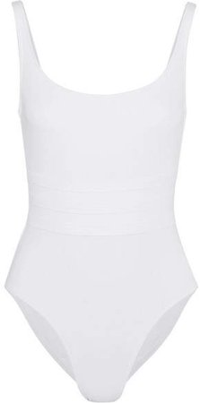 Les Essentiels Asia Swimsuit - White