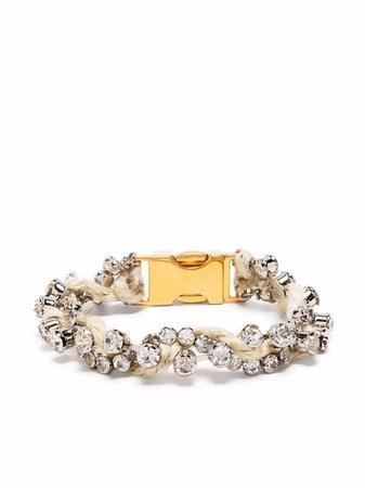 Marni crystal-embellished Bracelet - Farfetch
