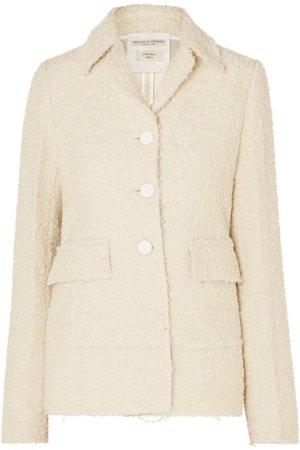Bottega Veneta   Bouclé jacket   NET-A-PORTER.COM