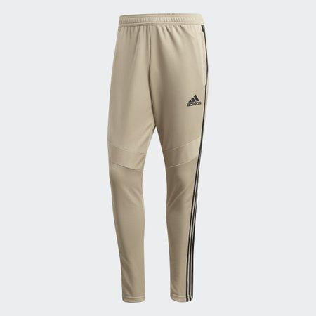 adidas Tiro 19 Training Pants - Beige | adidas US