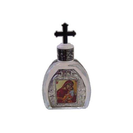cross catholic bottle
