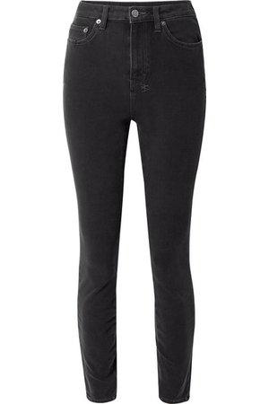 Ksubi   + Kendall Jenner Hi N Wasted skinny jeans   NET-A-PORTER.COM