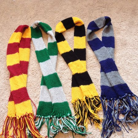 Harry Potter scarves - Google Search