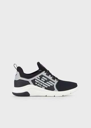Ea7 A-Racer Reflex Sneakers