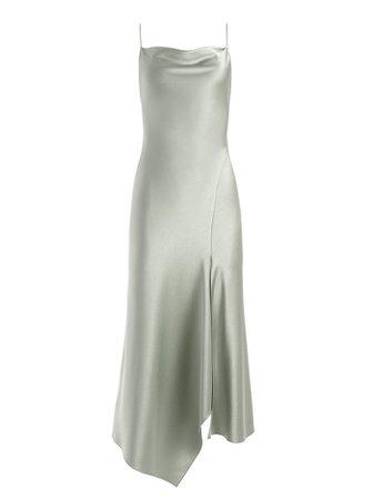 Harmony Drapey Slip Maxi Dress | Alice And Olivia