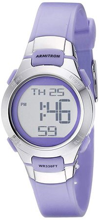Armitron Sport Chronograph Strap Watch