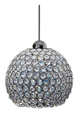 bling pendant lamp