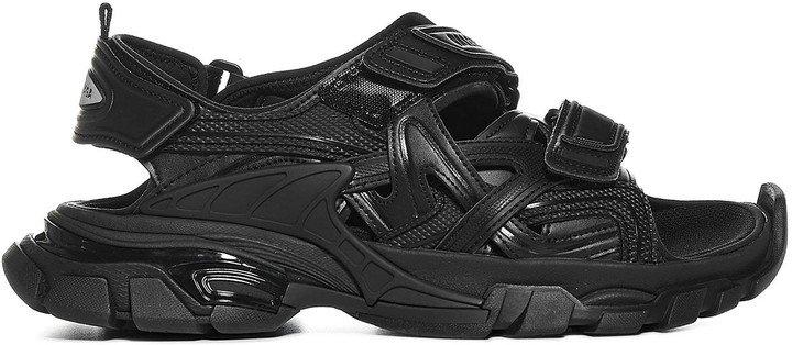 Track Strap Sandals
