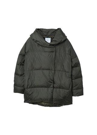 MANGO Feather water-repellent coat