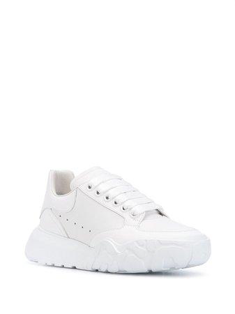 Alexander McQueen Runway chunky-sole Sneakers - Farfetch
