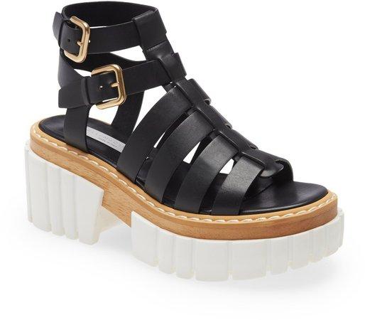 Emilie Platform Gladiator Sandal
